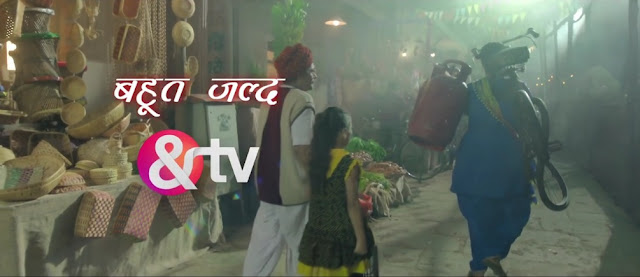 'Badho Bahu' Serial on &Tv Plot Wiki,Cast,Promo,Title Song,Timing,Image