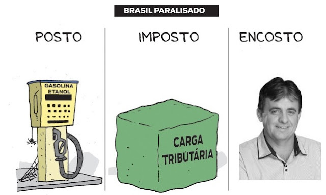 Charge do dia...