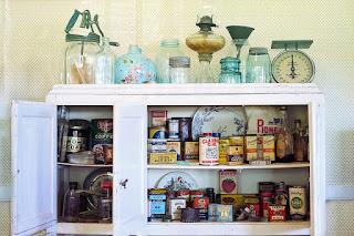 Cupboard Ingredients