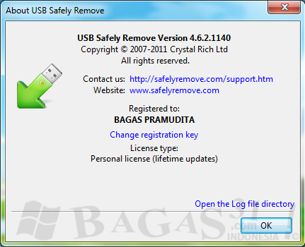USB Safely Remove 4.6.2 + Crack 3