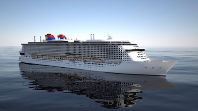 STAR Cruises 2 Global Class 200,000 Ton Plus Ships Expected in 2019/2020