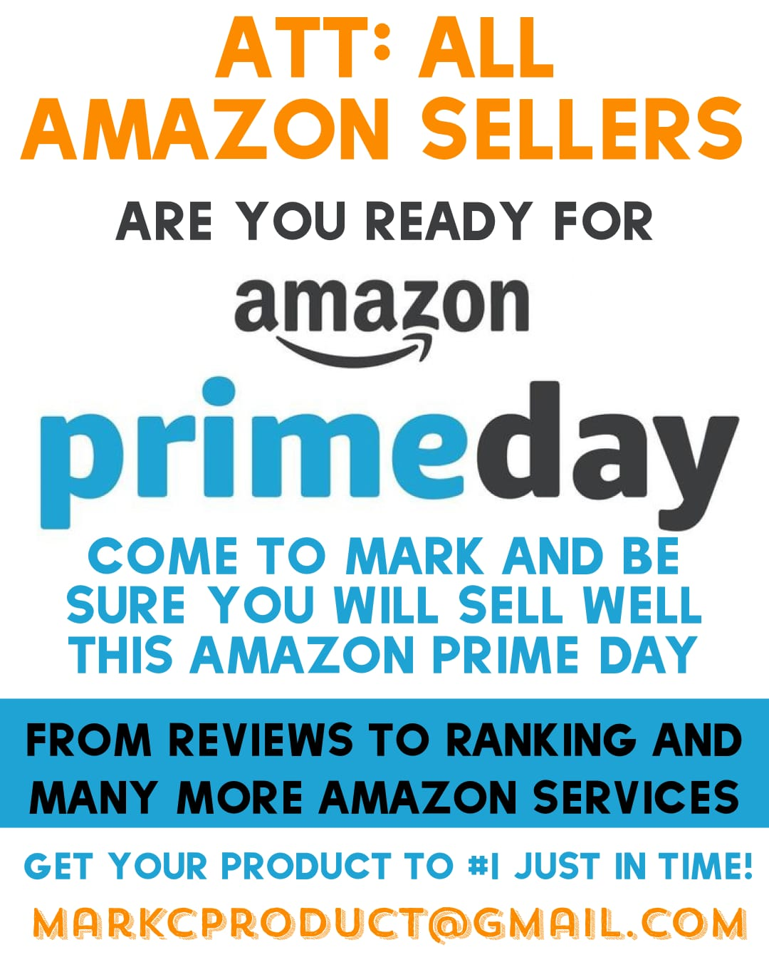 Sy Deals Making Deal Sites Great Again Attention Amazon Sellers Are You Ready For Prime Day Find Out How To Sell Well This Prime Day