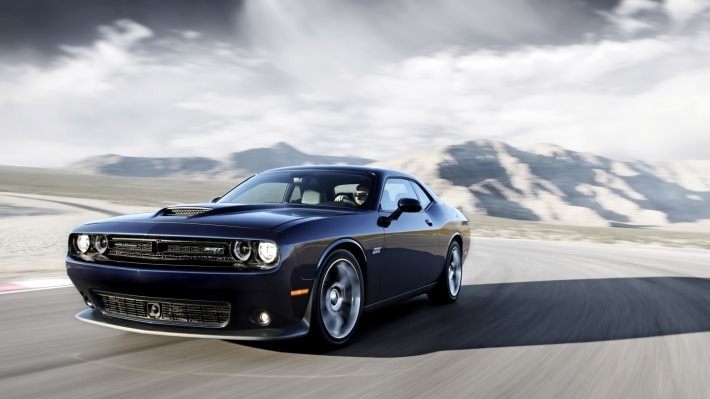 Wallpaper 2: Dodge Challenger SRT Hellcat 2015