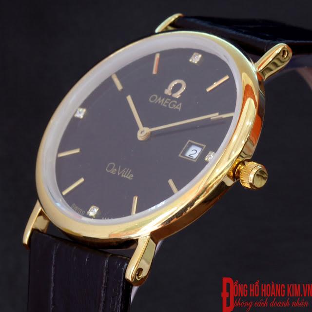 Đồng hồ nam dây da giá dưới 1 triệu Ms12