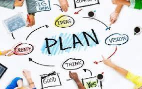 kế hoạch cho mặt hàng online
