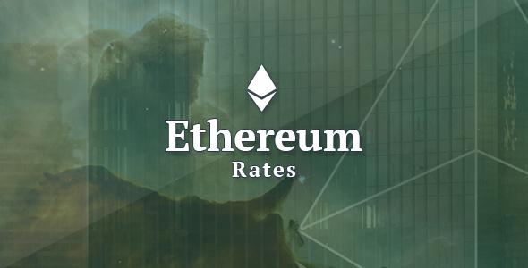 Download Scripts Ethereum Rates - 79 Currencies Realtime
