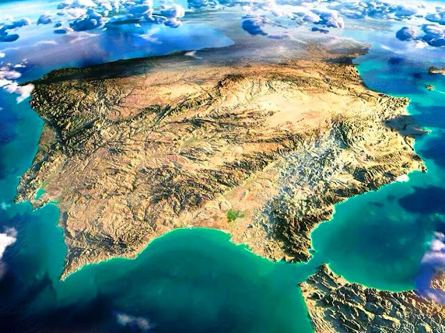 Top view Andalucia - Malaga Trips