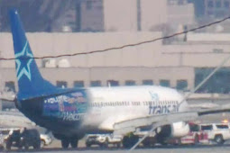 Air Transat Flight Makes Emergency Landing at Newark International Airport