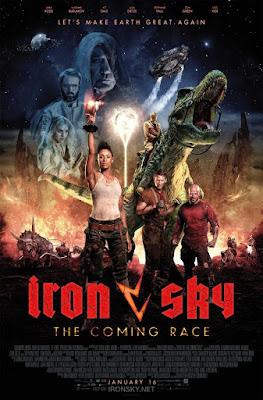 Iron Sky The Coming Race 2019 Custom HD Sub