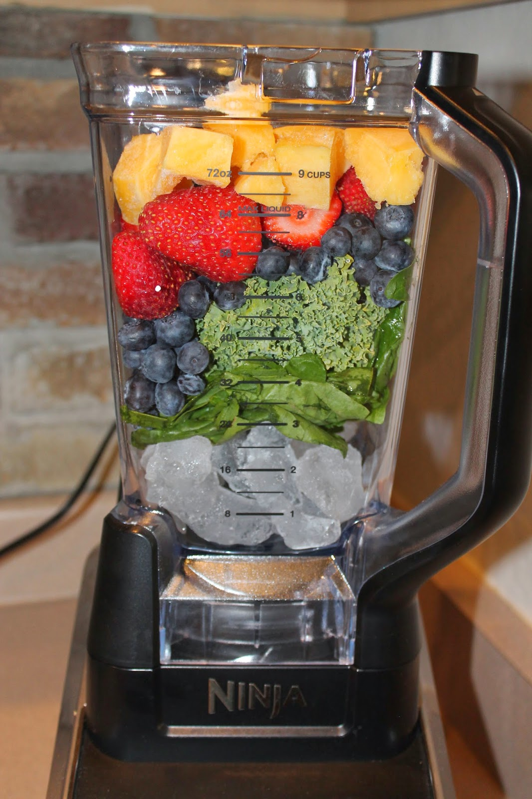 Ate Loved Ninja Blender Smoothie Recipes