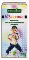 poza vitanemin cutie sirop pt copii de la plant extrakt produs de gemoterapie