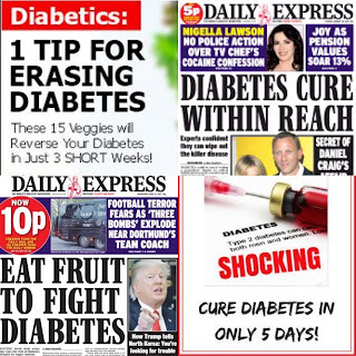 Myths, Misconceptions and Fallacies of Diabetes #GBDoc #doc #diabetes