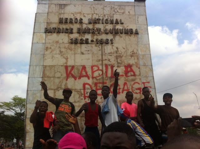 Joseph Kabila, Kinshasa