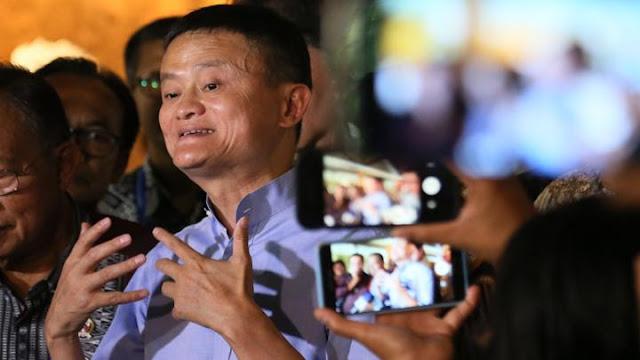Jack Ma: Perang Dagang AS - Cina Hal Terbodoh di Dunia