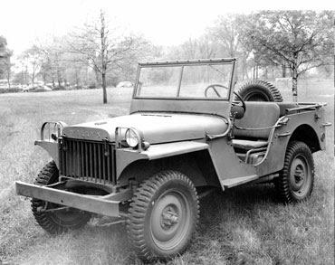 Inilah Sejarah Dan Asal Usul Mobil Jeep Wrangler Rubicon Cherookee