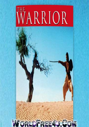 Poster Of Bollywood Movie The Warrior (2001) 300MB Compressed Small Size Pc Movie Free Download worldfree4u.com