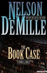 Portada de The Book Case de Nelson DeMille