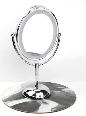 Conair LED lluminated Mirror light magnifying review