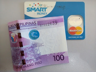 Smart Money Card