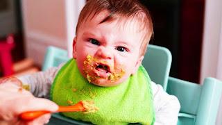 Tips Agar Bayi Anda Suka Makan Sayuran