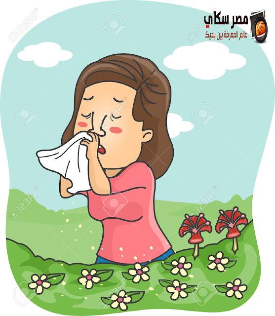 أنواع أمراض الحساسية عند الأطفال وكيفية العلاج والوقاية منها Allergies