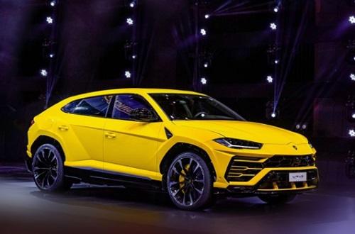 Mobil Lamborghini Urus