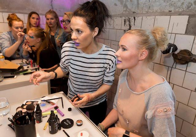 NYX 15 minute makeup challenge Kelli's BLOG