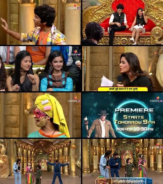 Comedy Nights Bachao 15 Oct 2016 HDTV 480p