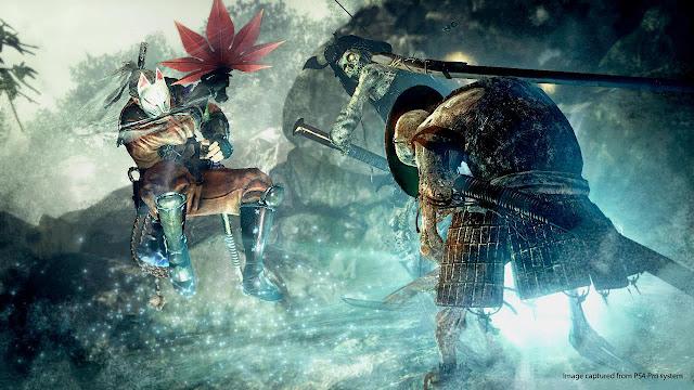 El segundo DLC de Nioh, Honor Sublevado, se lanzará el 25 de julio