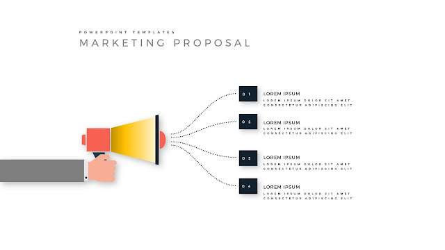 Marketing Proposal using Megaphone for PowerPoint Templates Slide 5