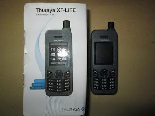 Hape Satelit Thuraya XT-Lite Seken