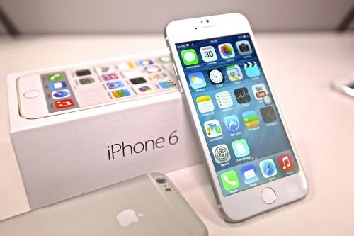 Những dấu hiệu iPhone 6 hỏng màn hình