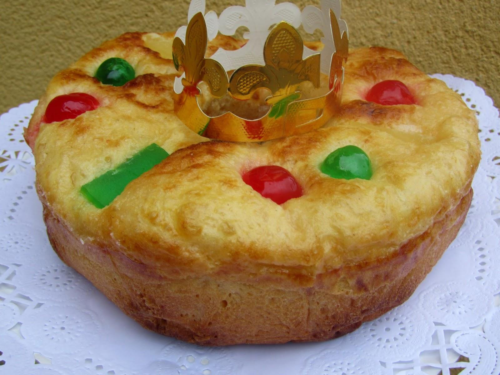 Roscón de Reyes Ana Sevilla olla GM