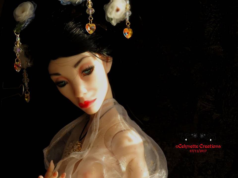 Dolls d'Artistes & others: Calie, Bonbon rose - Page 24 Diapositive10