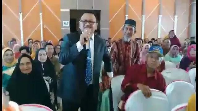 Pengakuan Jasruddin saat Nyanyi 'Titip Rindu Buat Ayah' Bikin Wisudawan Nangis