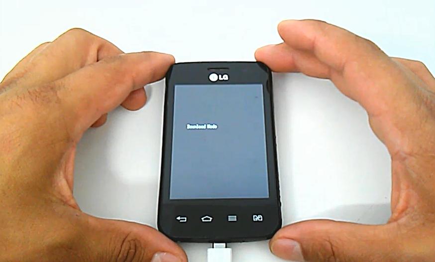 Como Instalar Stock Rom Firmware LG Optinus L3 II E435f, Atualizar