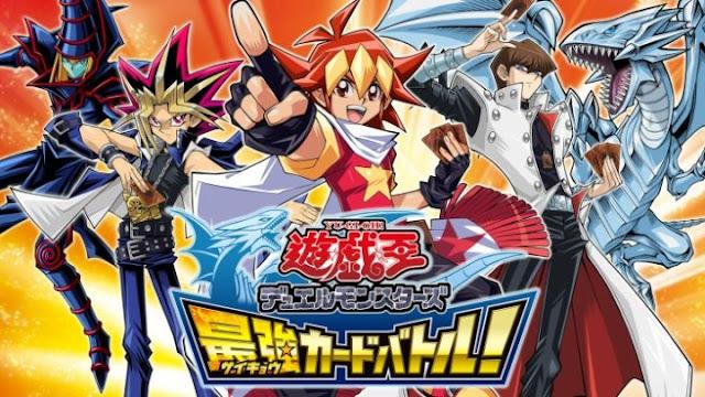 Yu-Gi-Oh!: Saikyo Card Battle ya lleva 500.000 unidades vendidas en un mes 1