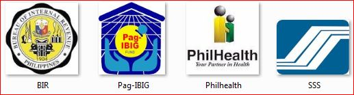 BIR/SSS/Philhealth/PagIbig Contribution Table plus guide to solve your income tax. - PH Trending
