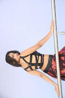 Shriya Vyas in a Tight Backless Sleeveless Crop top and Skirt 102.JPG