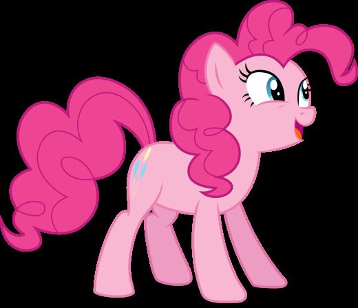Pinkie Pie Joyful Face