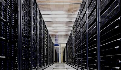 computer room server farm