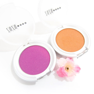 zuzu luxe blush - the beauty puff