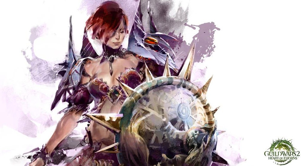 Gw2 Guild Wars 2 Specializations Are Coming By Woodenpotatoes