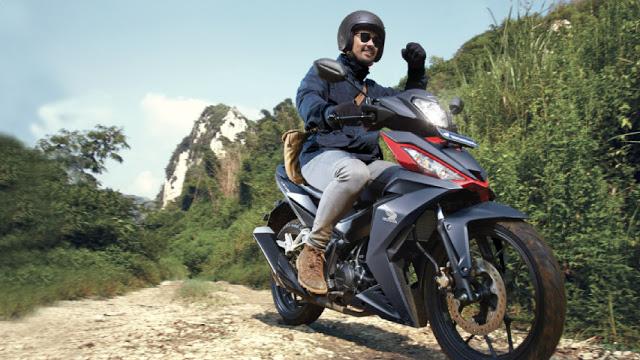 Suzuki All New Satria/Raider F150 FI, Craziest Underbone Ever