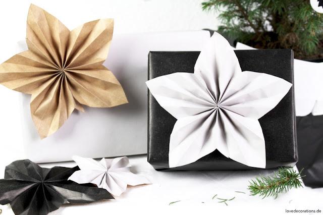 Geschenkverpackung Tutorial