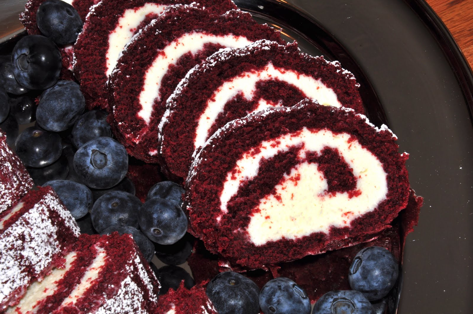 White Cake Jelly Roll Recipe: The Changeable Table: Red Velvet & White Chocolate Cake Roll