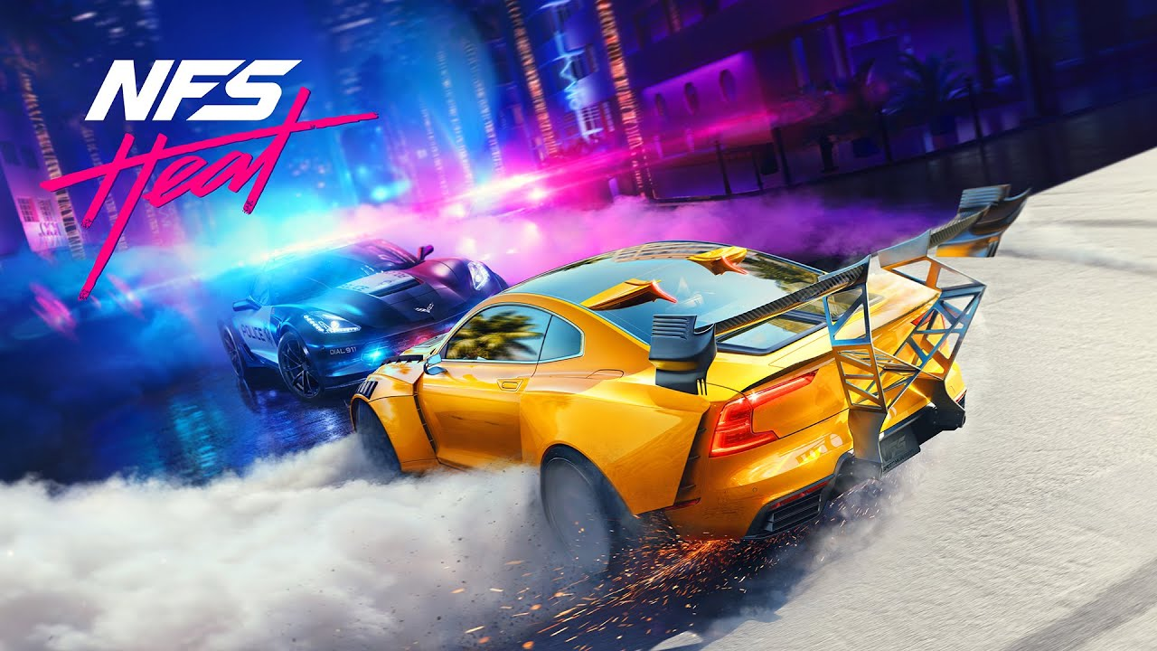 Download Need for Speed: Heat Highly Compressed 2GB in Parts For PC - NFS Heat Download Full Game for Free