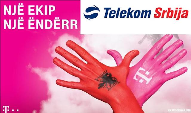 Telekom Serbia shpejt mund të blejë Telekom Albania