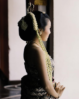It's the Secret of Javanese Women's Beauty Inviting the Woman of the World
