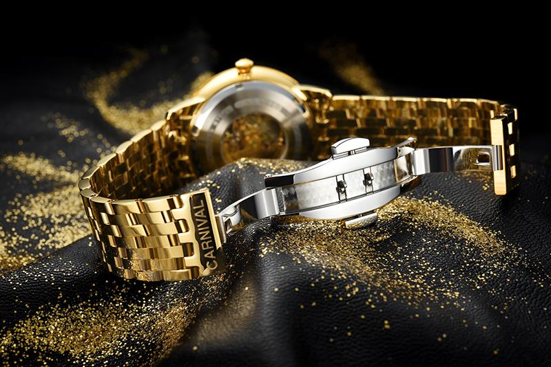 đồng hồ vàng đẳng cấp